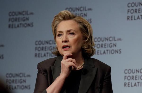 hillary clinton runs for president
