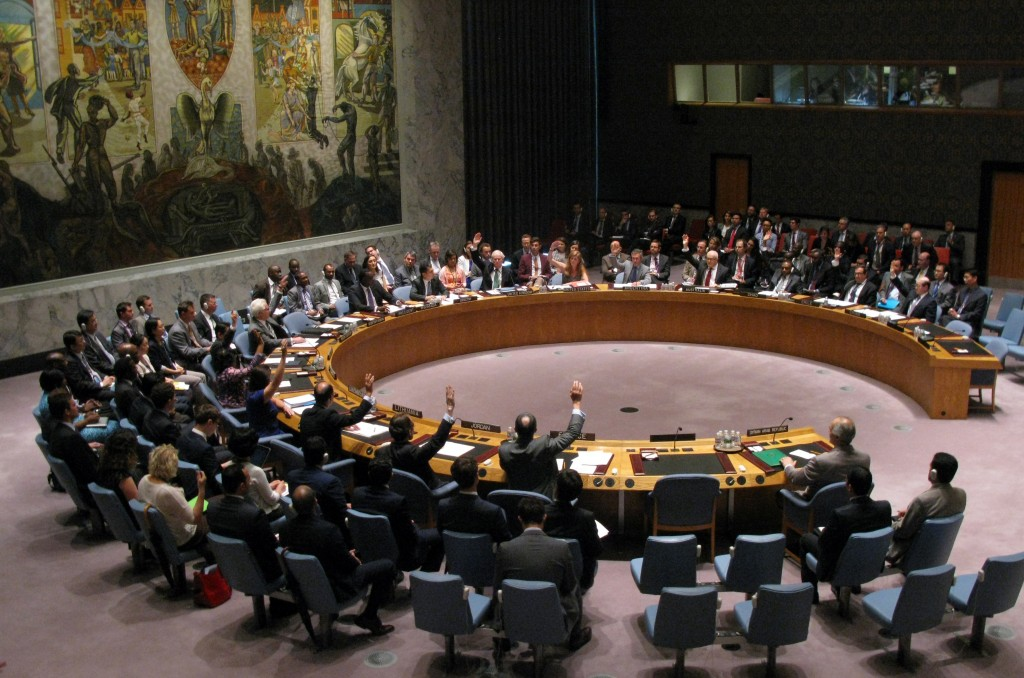 UN-SECURITY COUNCIL-SYRIA