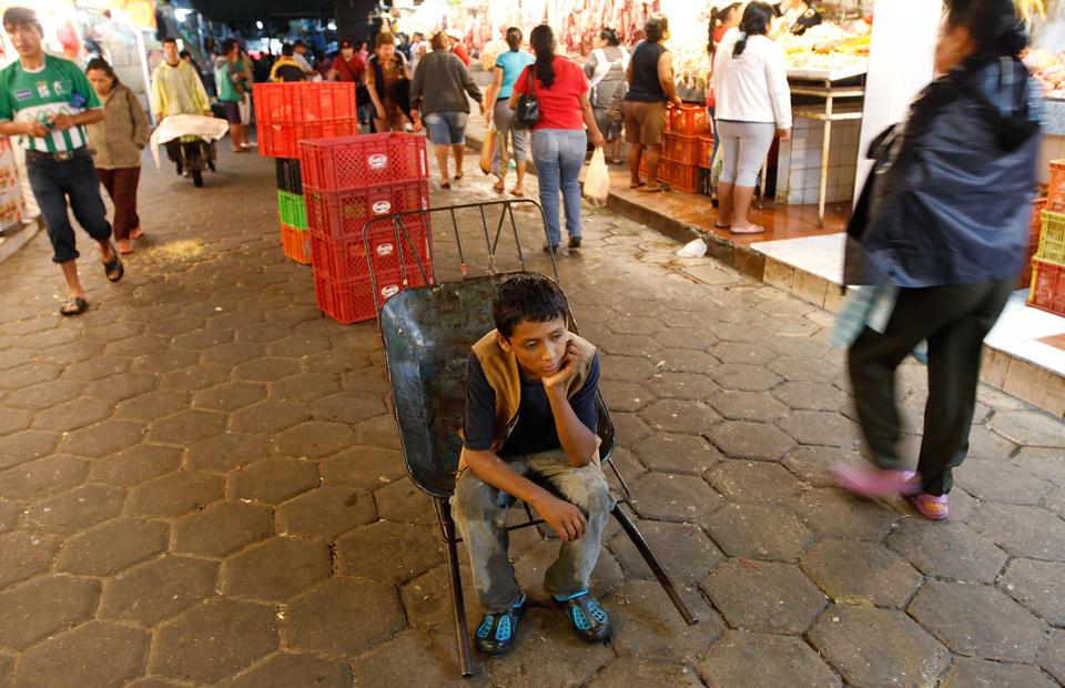 bolivia child labor
