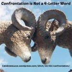 larry confrontation