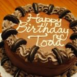 todd cake 2014