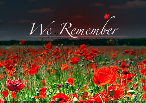 the celebration of the remembrance day in canada Remember those who have served and fallen in service of canada join us on  november 11 for mission's remembrance day ceremony.