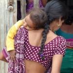 India mom