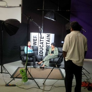 Network Video Production green room