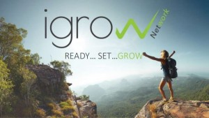iGrow woman