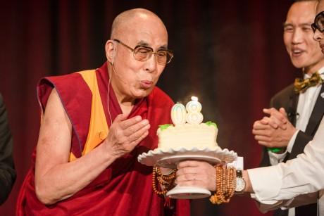 dalai lama cake 80
