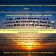 The Women Economic, Social & Spiritual Empowerment Conference, NOV 28/29