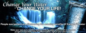 change your water