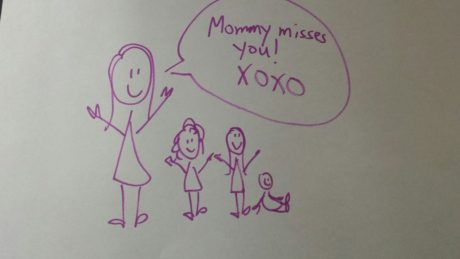 mommy misses you
