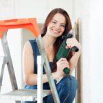 8 Home Repair Hacks for Women